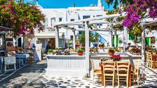 【限时立减】情定爱琴海希腊三岛9晚11天半自助【圣托里尼/米克诺斯/克里特/五星汉莎/全程接驳】