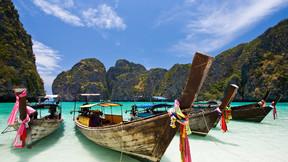 泰国:独墅普吉岛5晚7日(北京直飞/升级3晚泳池别墅/风帆游艇出海/赠送跟拍)