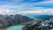 新西兰南北岛库克山国家公园+塔斯曼冰川+峡湾9日游【暑期超值特价+感恩回馈+前8名立减1000】
