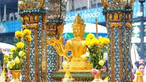 【泰High】泰国曼谷芭提雅5晚7日游【全程一站式购物/全程无自费/升级2晚曼谷网评五星 4次泰式自助餐/富贵黄金屋/水上市场】
