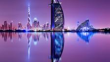 【爆款】 阿聯酋6天【迪拜】【阿聯酋直飛】一天自由活動+棕櫚島搭乘單程輕軌電車,乘坐游船游覽迪拜河