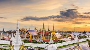 【泰High】泰国曼谷芭提雅5晚7日游【全程一站式购物/全程无自费/升级2晚曼谷网评五星 4次泰式自助餐/探访唐人街 水上市场】