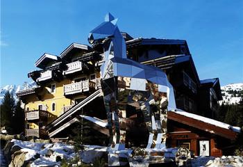法国高雪维尔 白马庄园滑雪季
