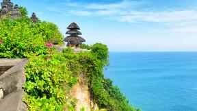 【花漾甜新】巴厘島5晚7天半自助【全新五星泳池別墅 海邊五星酒店/某紅書同款花瓣泳池/漂浮早餐】