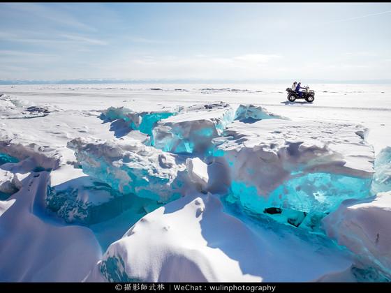 【遨游摄影】冬季俄罗斯贝加尔湖•梦幻蓝冰摄影8日游