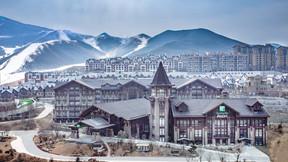 【张家口】富龙洲际假日酒店一宿一滑含富龙滑雪场门票