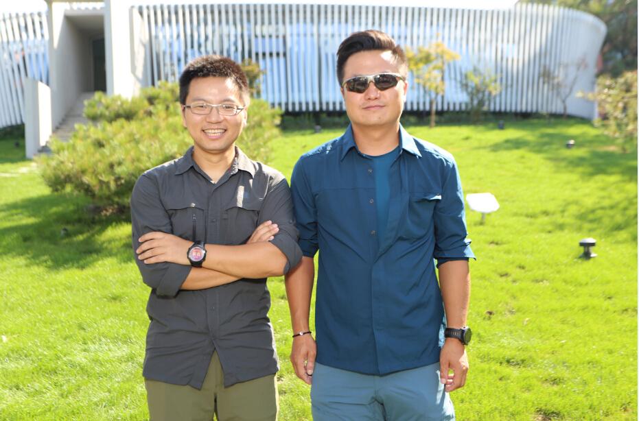 如是户外团队魏鑫、罗强获得中国登山协会户外指导员资质