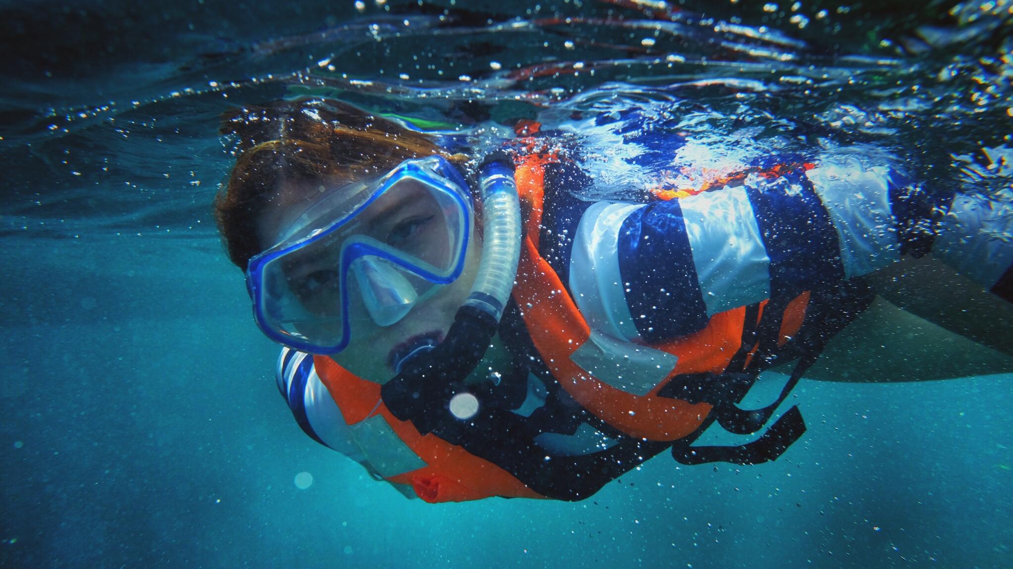 酷玩沙巴——浮潜,窥探沙巴的迷幻海底世界
