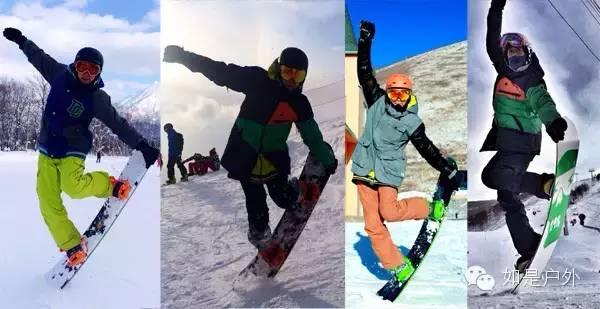 明星们都去哪儿滑雪了?