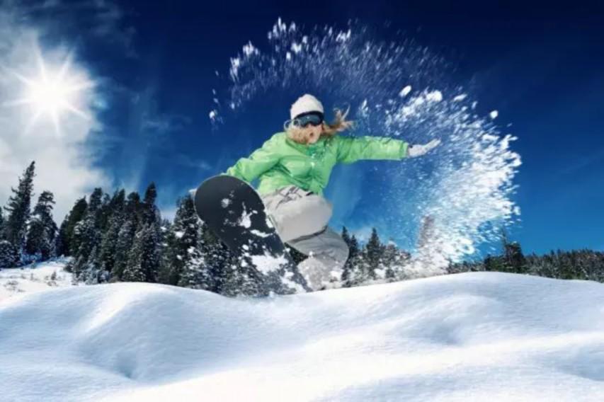 世界VS中国(最好滑雪场大PK)