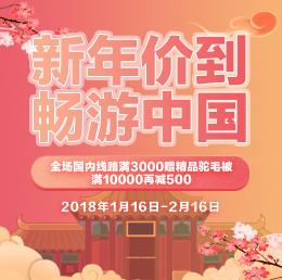 春节价到(南京站)