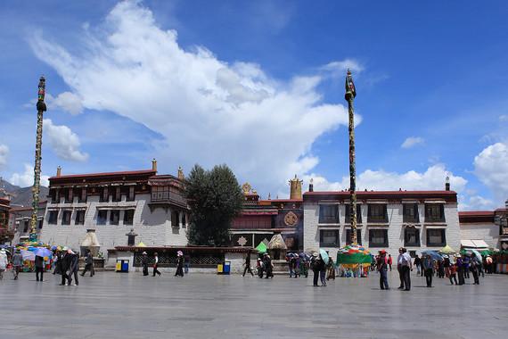 圣城拉萨市内一日 游布达拉宫一日游