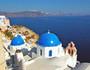 【情定爱琴海】希腊7晚9天半自助【圣岛4星悬崖酒店/往返船票/机场及港口接送】