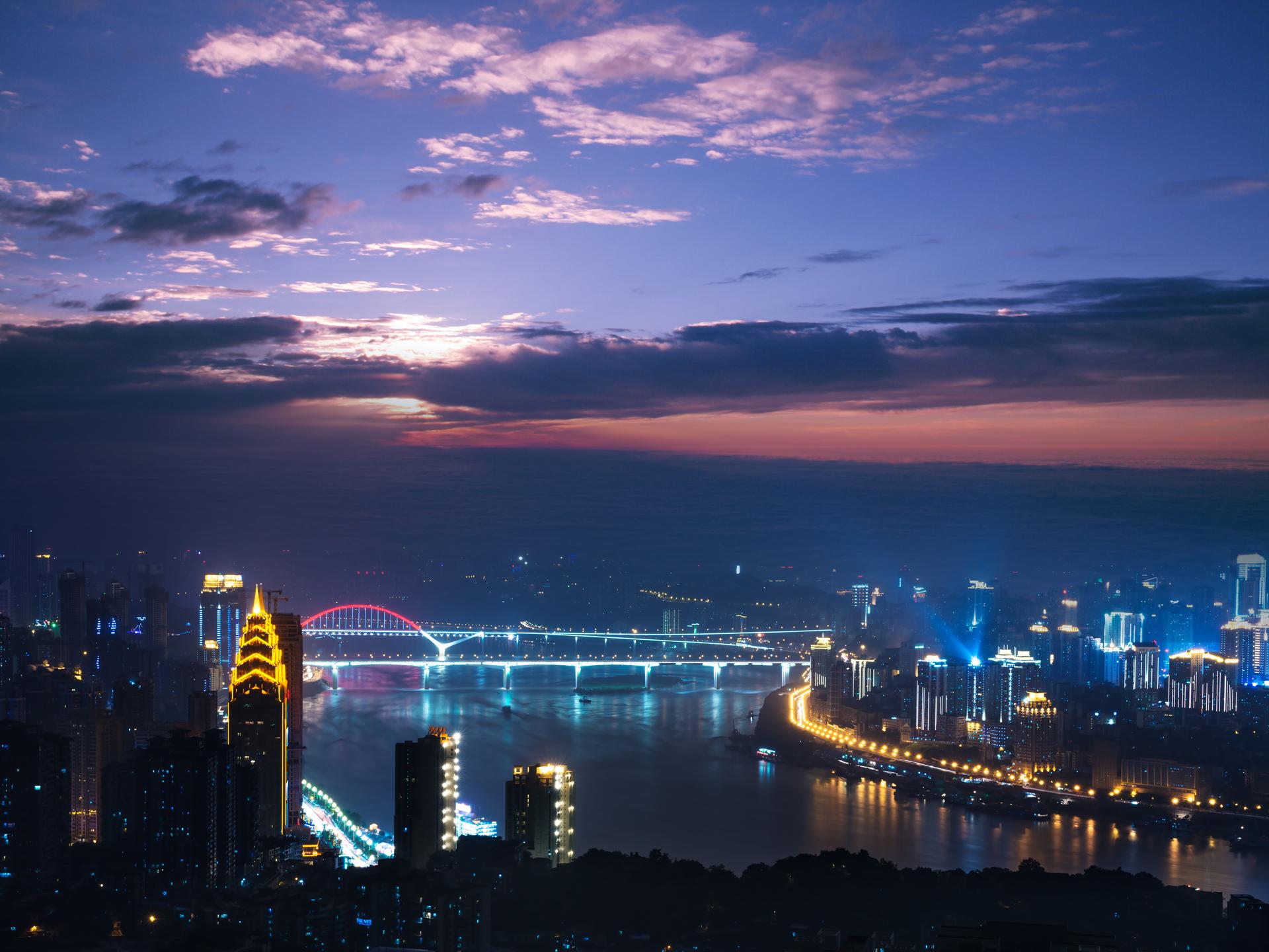 【东航早去晚回】重庆3晚4天百变自由行【重庆洲际酒店】