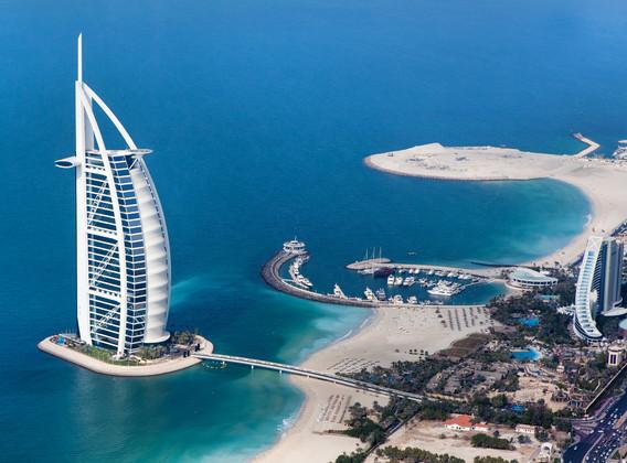【DIY自在旅程】迪拜5晚6天百变自由行【阿联酋航空特价机票+特价专车接机服务】