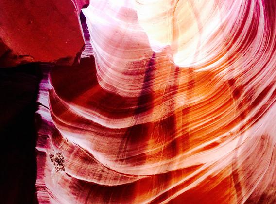 【光影魅色】美国西部地质奇观7晚9天半自助【羚羊彩穴+大峡谷+马蹄湾,赠加州迪士尼】