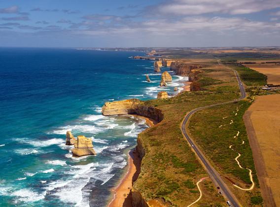 澳大利亚畅游大堡礁+大洋路全景9日游【国航直飞/两晚五星酒店/大堡礁】