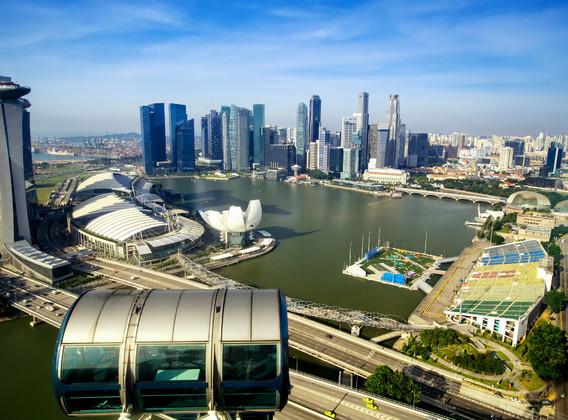 【特价机票】新加坡4晚6天百变自由行【4晚or5晚任您选/直飞航班/赠送酒店代金券】