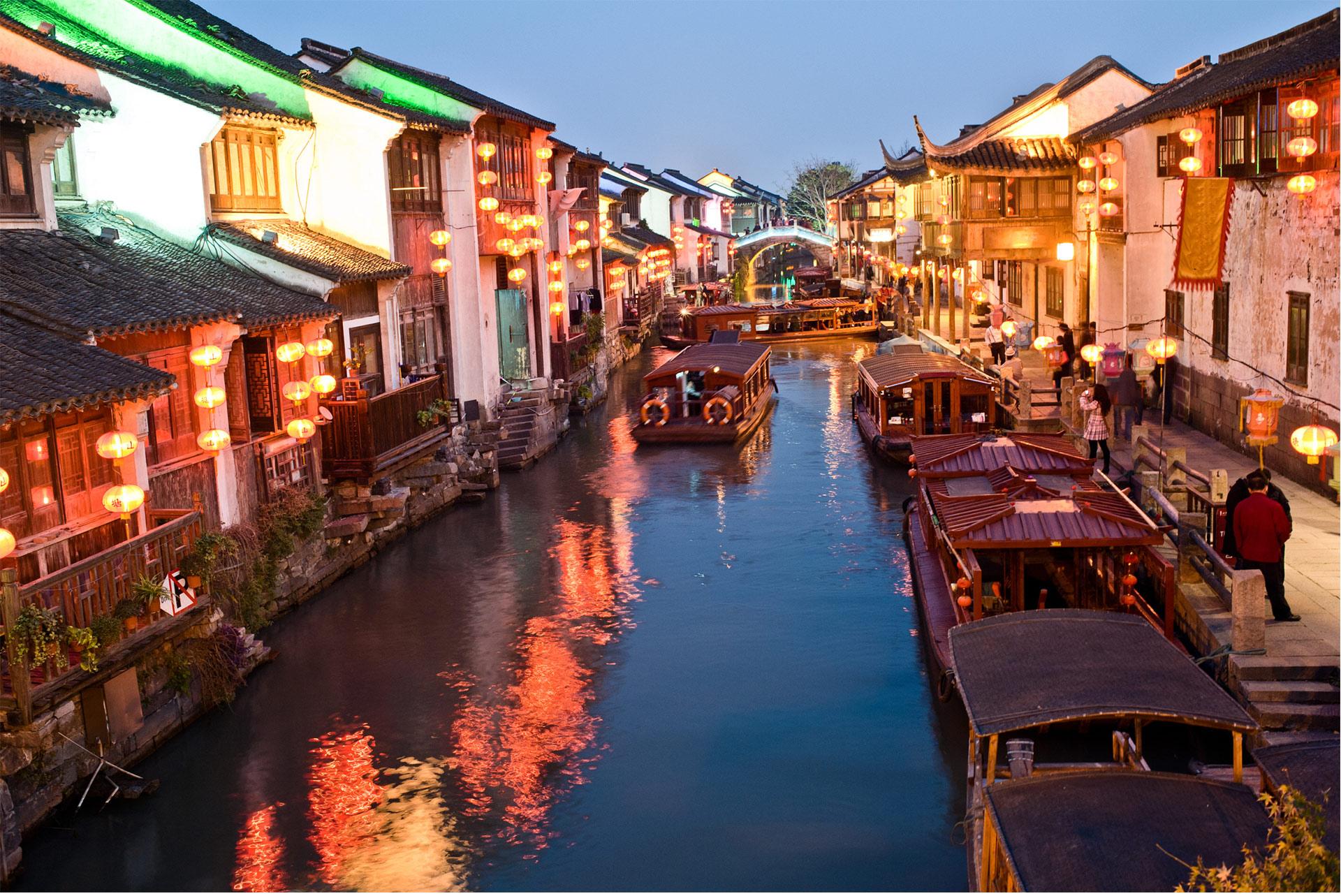 【美丽中国】苏州+杭州+水乡乌镇西栅双高3日游