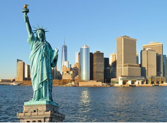 【樱花节-春春欲动美国行】纽约+费城+华盛顿7晚9天自由行【赠2程巴士/曼哈顿岛升级华尔街附近酒店】