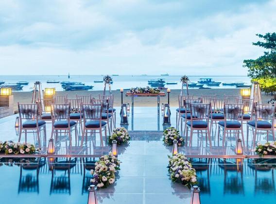 【海边套房】巴厘岛5晚7天百变自由行【萨卡拉SAKALA/富人区一线沙滩/热门五星/最多可住2成人2儿童】