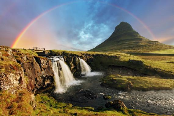 冰岛一地8日游【15人小团/一价全含/蓝湖温泉】