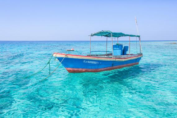 【购实惠】南海之梦探寻西沙群岛+鸭公岛+银屿岛+全富岛4日游【可选择升级舱位/一半海一半鱼的世界】