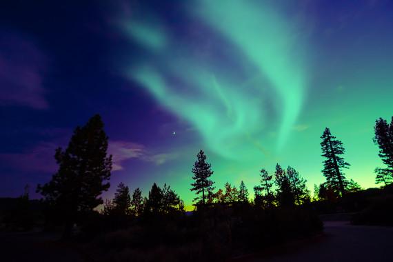 【冬季限定·邂逅北极光】阿拉斯加四次极光追踪+极光列车+冰川徒步+西雅图10日游