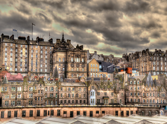 【經典雙城】英國倫敦+愛丁堡8晚10天半自助【漫游英倫特色半自助/含兩天一日游/含當地火車票】