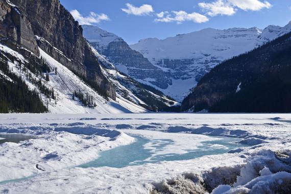 【冰雪落基山】【加拿大卡尔加里+落基山国家公园9日】水陆空360°度玩转落基山