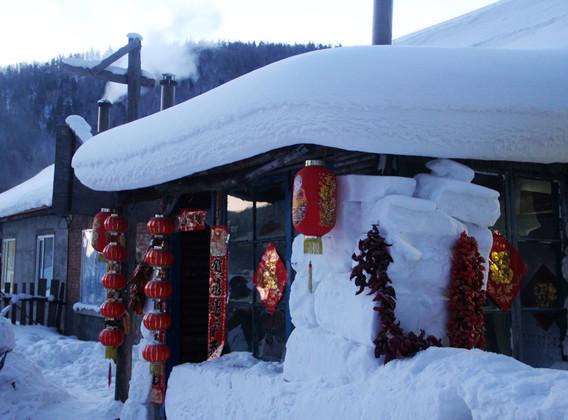 【雾凇长白】吉林雾凇、长白山、 亚布力滑雪双飞6日游【吉林雾凇-长白山】