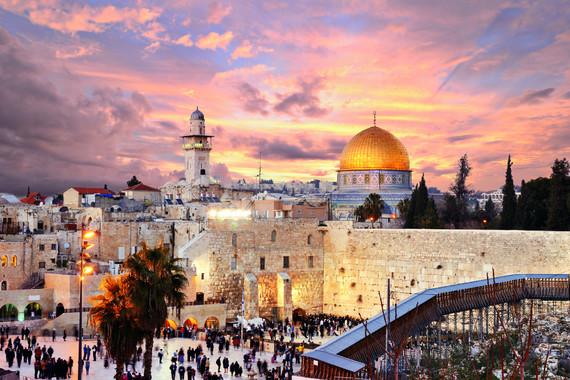 以色列约旦12-13日游【以航直飞/八大世界遗产/犹太人家庭晚餐】