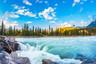 【山脉奇境】加拿大西海岸落基山8日游【露易丝湖2晚连住/三大国家公园】