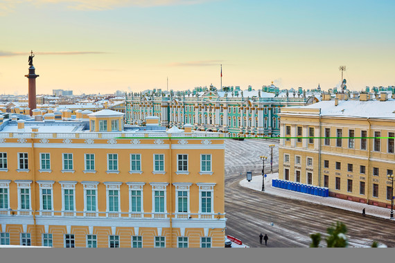 【一价全含】俄罗斯莫斯科/圣彼得堡/新西伯利亚/贝加尔湖全景深度11日游【北京往返】