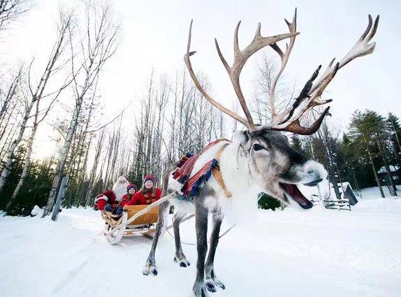 【網紅拔草系列】跨越北極 芬蘭6晚8天半自助【赫爾辛基+羅瓦涅米】