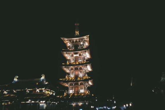【休闲、度假】无锡东方禅境 禅意小镇—拈花湾1日游