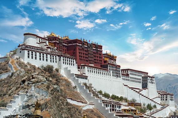 【西藏当地参团】拉萨林芝羊湖纯玩七日游【布达拉宫/大昭寺/林芝/羊湖】