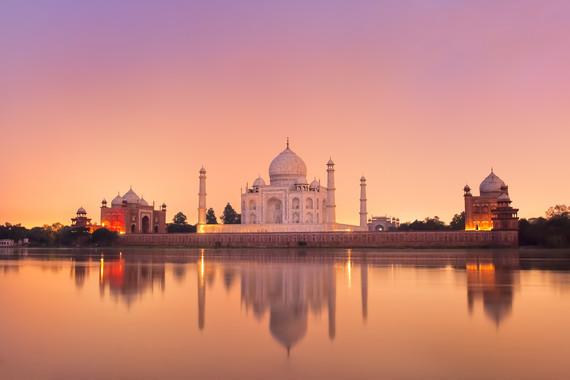 【私家团】印度拉贾斯坦邦彩色古堡纯玩9日游