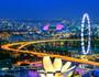【新喜巴厘】巴厘岛新加坡6晚8天百变自由行【全程国际五星喜来登酒店/机场酒店接送机服务/可升级金沙酒店】