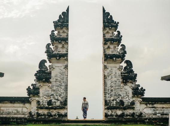 【天空之镜】巴厘岛5晚7天百变自由行【努沙杜瓦海滩酒店NUSA DUA BEACH/海边五星/中文服务/天空之门】