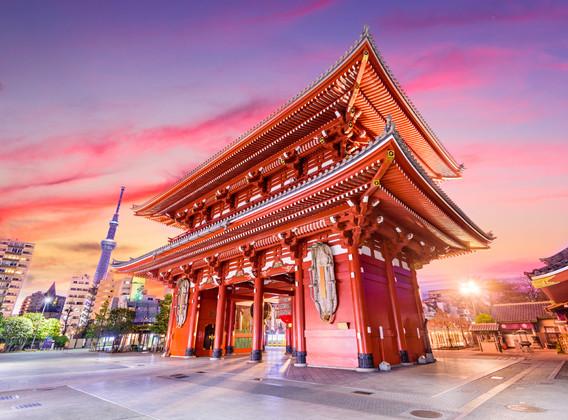 【销售冠军】日本东京4晚5天百变自由行【品东京·日游·门票·超值加购·池袋商圈】