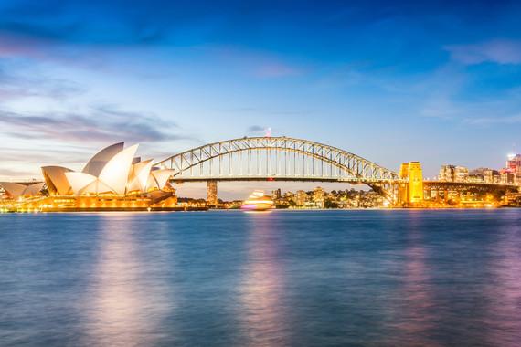 【畅享】澳大利亚8日 东航上海直飞 全程4星 世遗蓝山+澳洲双学府+华纳电影世界+大洋路十二门徒+天堂农庄