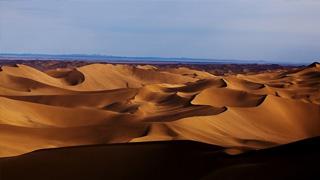 国家地理旅行 西北 苍茫浩瀚的大漠传奇